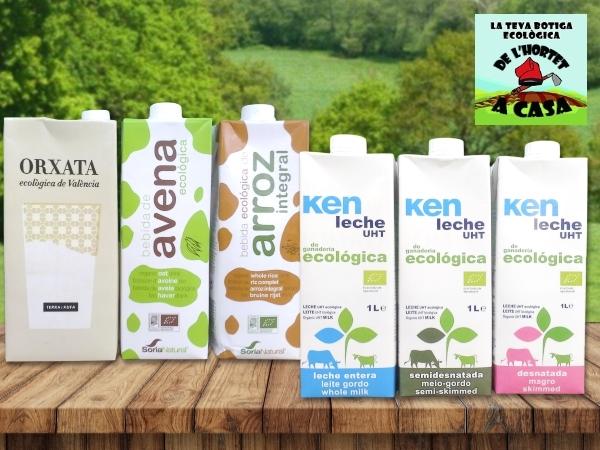 productes d'agricultura ecològica, conserves ecològiques,