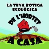 DE L'HORTET A CASA - Frutas y verduras ecológicas en Cornellá de Llobregat - Barcelona