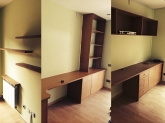 mobles de fusta a mida, fabricació restauracio de mobles de fusta ebanesteria bages