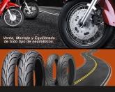 neumaticos moto hospitalet baix llobregat,  venta cambio neumaticos motos barcelona