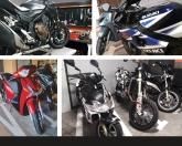 accesorios complementos motos hospitalet,  cascos motos baix llobregat