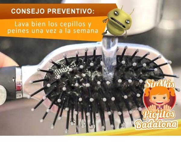 quitar piojos sin productos químicos, eliminar piojos rápido remedio eficaz