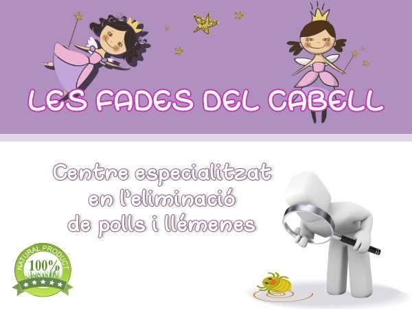 Les Fades del Cabell - La Sagrera - Eliminar piojos en Barcelona
