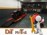 Taller mecánico de motos Cornella, reparación ciclomotores Baix Llobregat