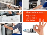 Reparació d'electromèstics Manresa Bages, Reparar electrodomèstics Igualada anoia