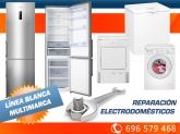 reparacion marcas blancas, Instal·lació d'electrodomèstics Manresa Igualada
