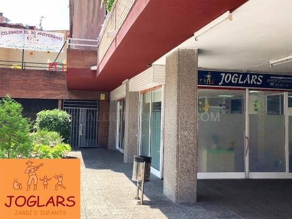 Escola bressol JOGLARS - Guardería en Hospitalet de Llobregat - Barcelona