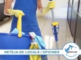 Empresa de limpieza Calaf, servicios de limpieza oficinas Igualada Anoia locales cristales