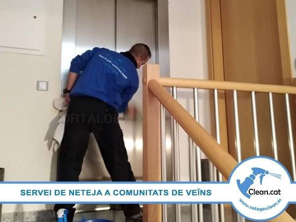 Servicios de limpieza Baix Llobregat, limpiezas integrales Igualada