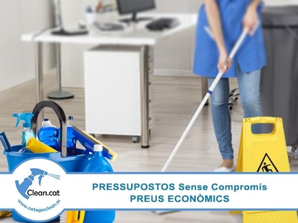 Abrillantado suelos Igualada Manresa, empresa limpieza Hospitalet de Llobregat