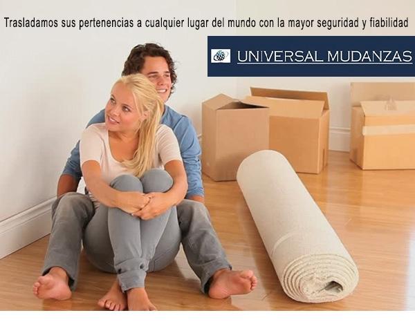 UNIVERSAL MUDANZAS - Mudanzas y guardamuebles Barcelona