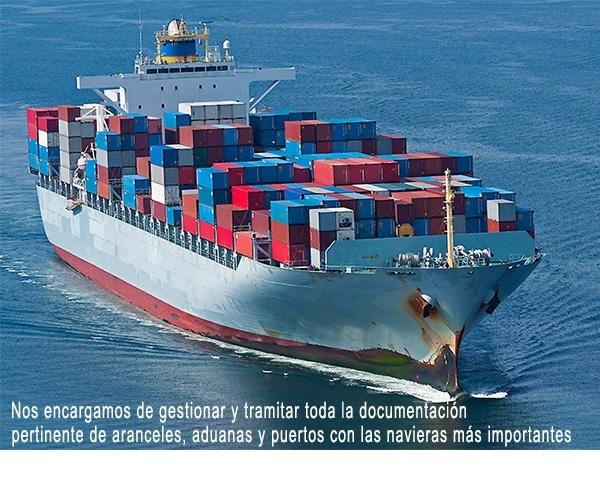 servicio mudanzas barco Barcelona, empresa mudanzas internacionales barco Barcelona