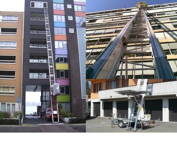 elevadores monta-muebles Barcelona, mudanzas elevadores Barcelona