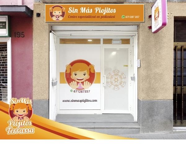eliminar piojos en Terrassa, centro especializado quitar piojos Terrassa Barcelona