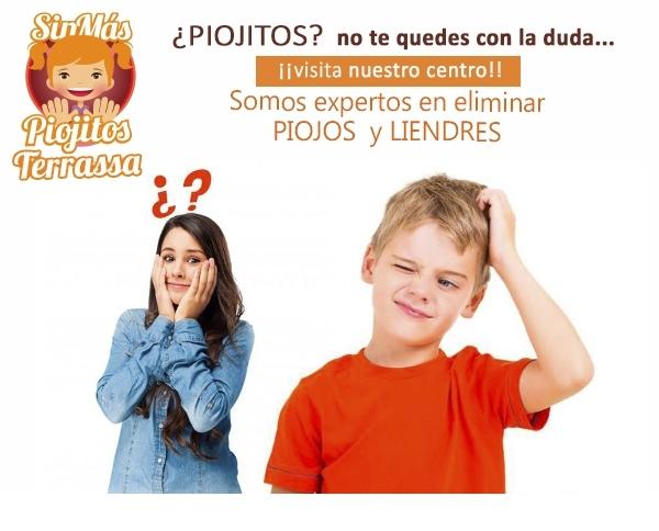 tratamientos para quitar piojos Terrassa Sabadell