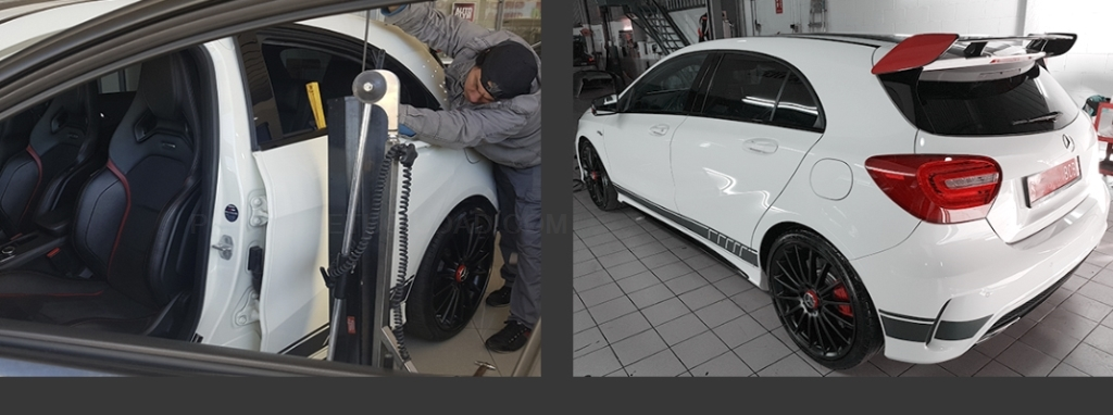 empresa servicios detailing para el automóvil en Barcelona