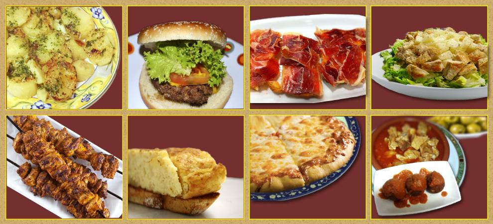 platos combinados cornella baix llobregat, pizzeria baix llobregat