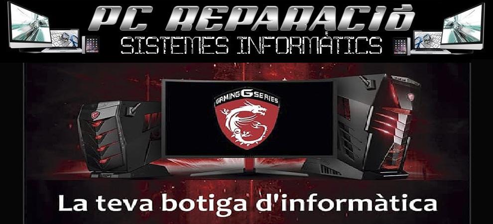 Venta pc gaming Cornella, ordenadores para niños Baix Llobregat
