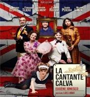 SEMANA GRANDE DE CAJAMURCIA 2017. LA CANTANTE CALVA