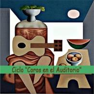 CICLO COROS EN EL AUDITORIO VíCTOR VILLEGAS 2017-18