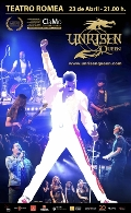 Concierto de Unrisen Queen (Tributo a Queen)