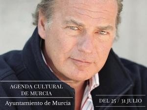 Agenda Cultural de Julio. Ayuntamiento de Murcia