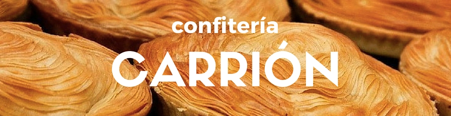 CONFITERIA CARRIÓN. Deliciosos