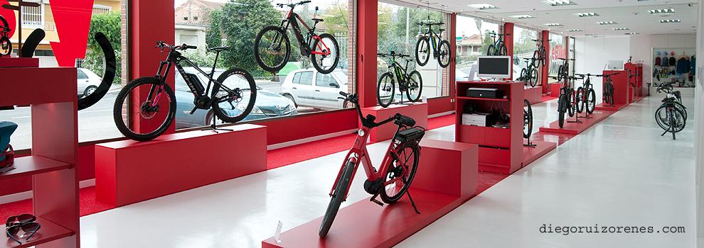 bicicletas eléctricas en murcia, motor shimano en murcia
