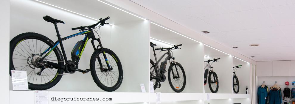 bicicletas electricas stevens en murcia, alquiler de bicicletas electricas murcia