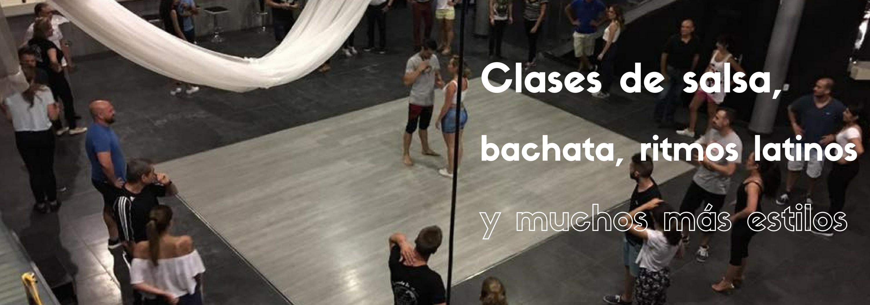 escuela de baile moderno en murcia, clases de salsa en murcia,