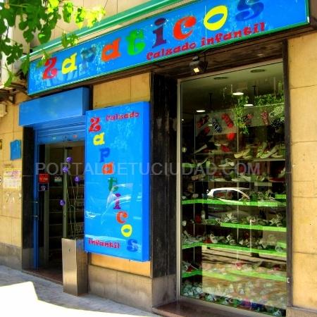 Zapaticos zapater a infantil en for Zapateria infantil