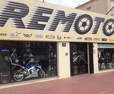 Tienda Ropa de Moto en Murcia