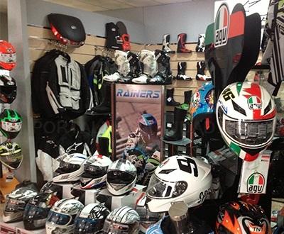 REMOTO. Tienda de Ropa de Moto en Murcia