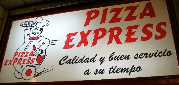 Pizzería Express