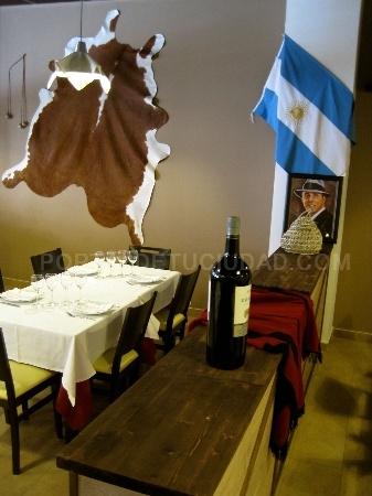 Menús Parrilla Argentina