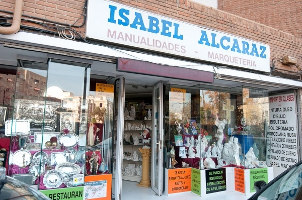 MANUALIDADES ISABEL ALCARAZ
