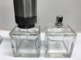 Grafadora manual para perfumes,  llenadora para perfumes