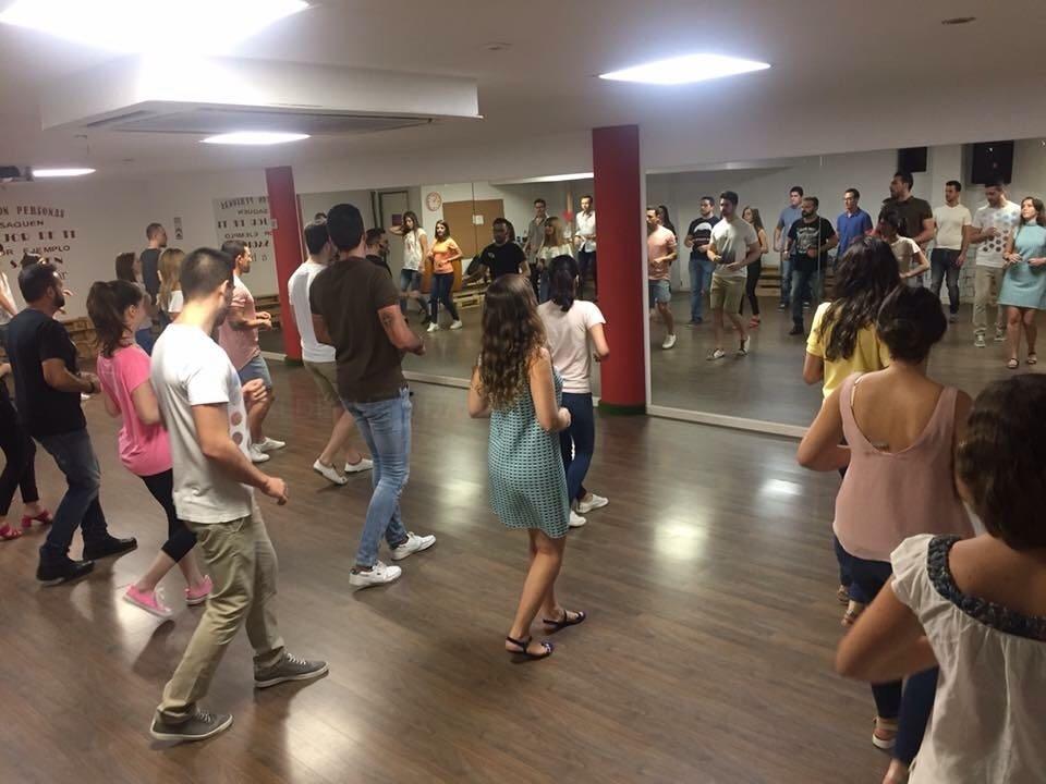 Escuela de baile en Murcia BORABORA