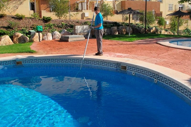 mantenimiento de piscinas en murcia polargreen