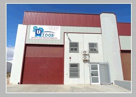 Servicios industriales Murcia