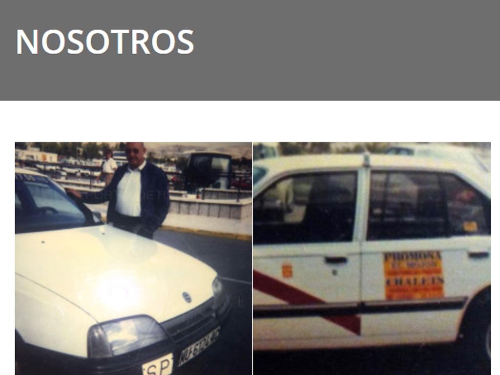 Taxi de lujo Murcia