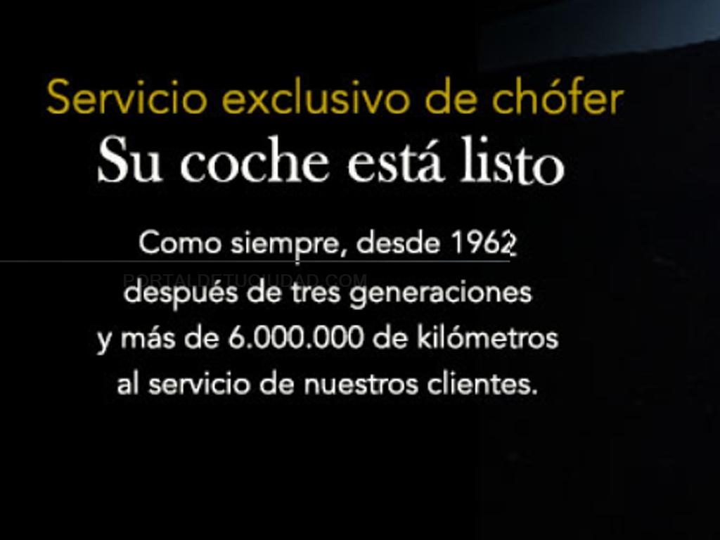 Julio Hernández - Chófer