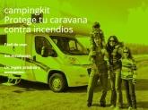 prevención incendio autocaravana, extinción de incendio autocaravana, prevenir fuego autocaravana