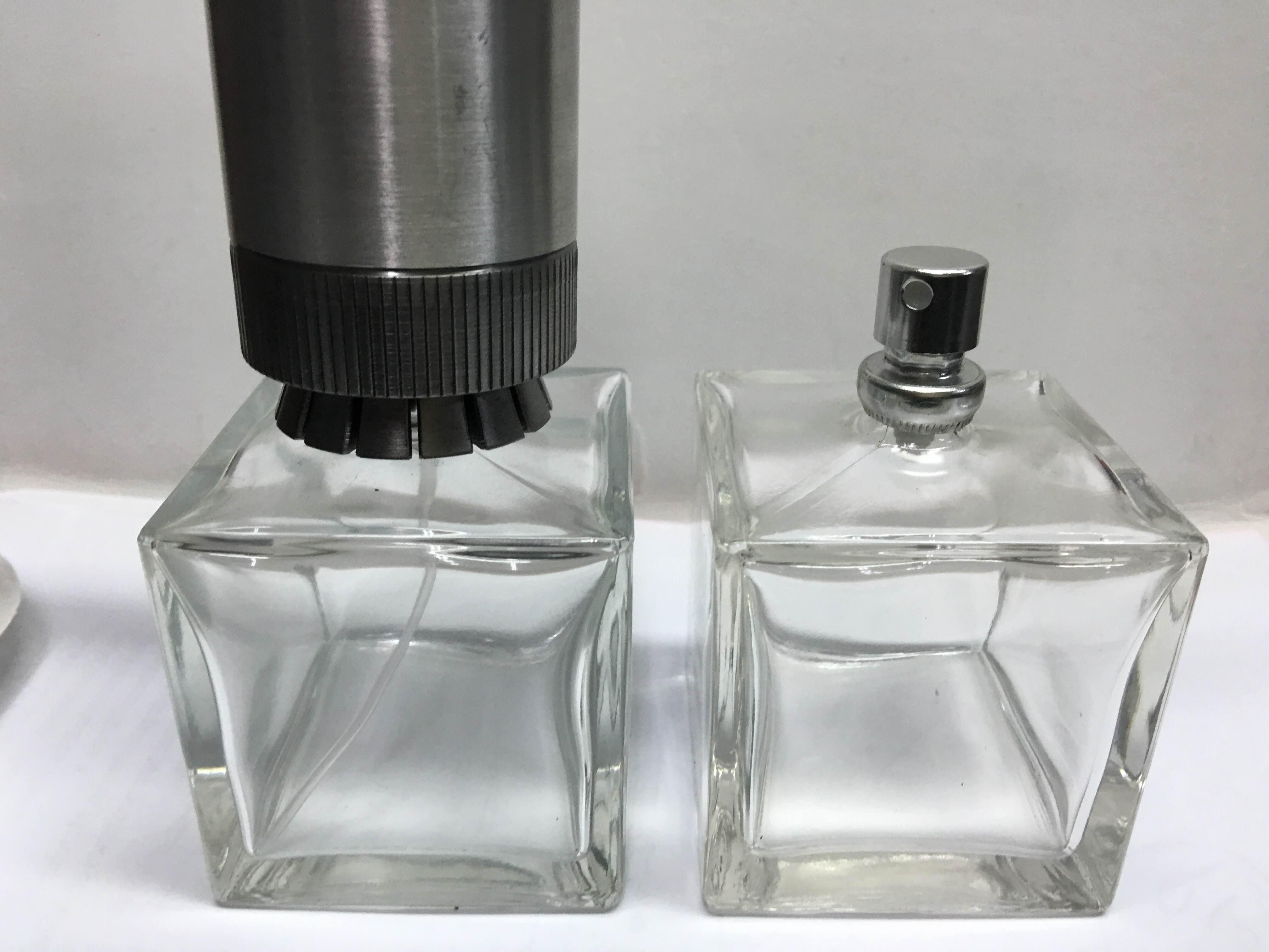 Grafadora de perfumes en Murcia, Grafadora manual para perfumes en Murcia