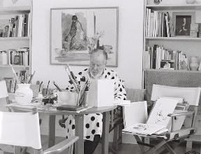 Foto: Biografía de Ramón Gaya