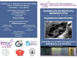 Charla informativa sobre prevención, diagnóstico y tratamiento del síndrome de ovarios poliquísticos. (Gratuita)