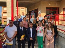 EL CIFEA DE MOLINA PARTICIPA EN UN PROYECTO EUROPEO SOBRE LA PRODUCCION DE ALIMENTOS DE FORMA SOSTENIBLE.