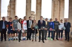 Los mejores jugadores de pádel del mundo se dan citan en la Región esta semana.