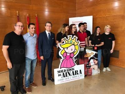 EL TEATRO ROMEA ACOGERá LA REPRESENTACIóN DE 'MOULIN ROUGE' PARA RECAUDAR FONDOS PARA LA ASOCIACIóN SOLDADOS DE AINARA