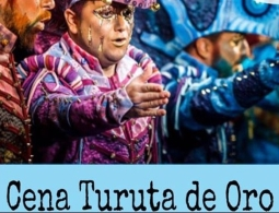 "LA GALA DE LA ""TURUTA DE ORO"" SE CELEBRARá EL PRóXIMO 25 DE NOVIEMBRE"